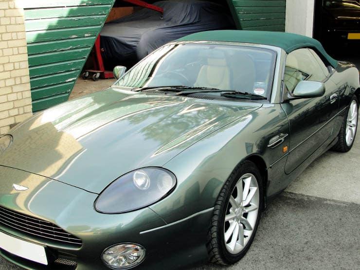 Will The Aston Martin Db7 Prove To Be A Future Classic