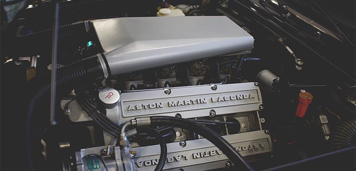Increasing Engine Capacity V8 Aston Martin Restoration