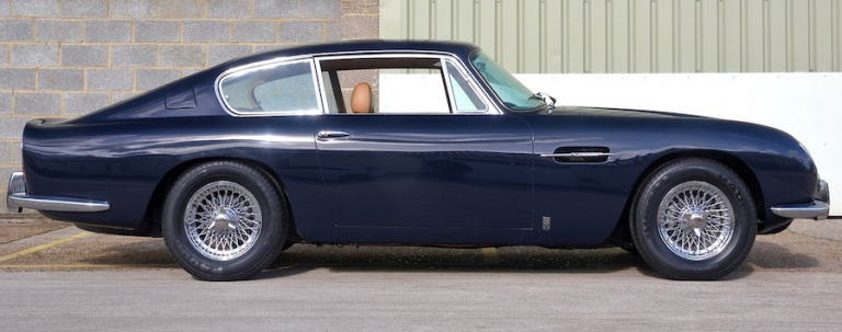 Some Alternatives to DB5 Restoration Projects - They Do Exist!