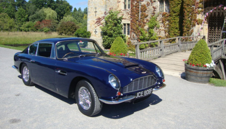 Aston Martin DB6 Original And Lovely