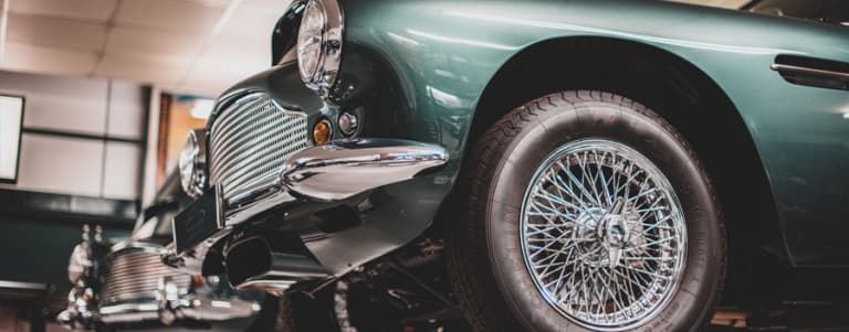 Thinking About Investing In A Classic Aston Martin? Here's What You Need To Know.